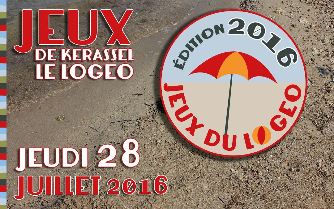 Jeux du Logeo – Kerassel 2016