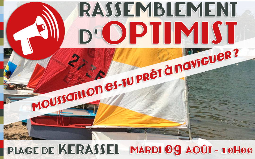 Rassemblement d'Optimist