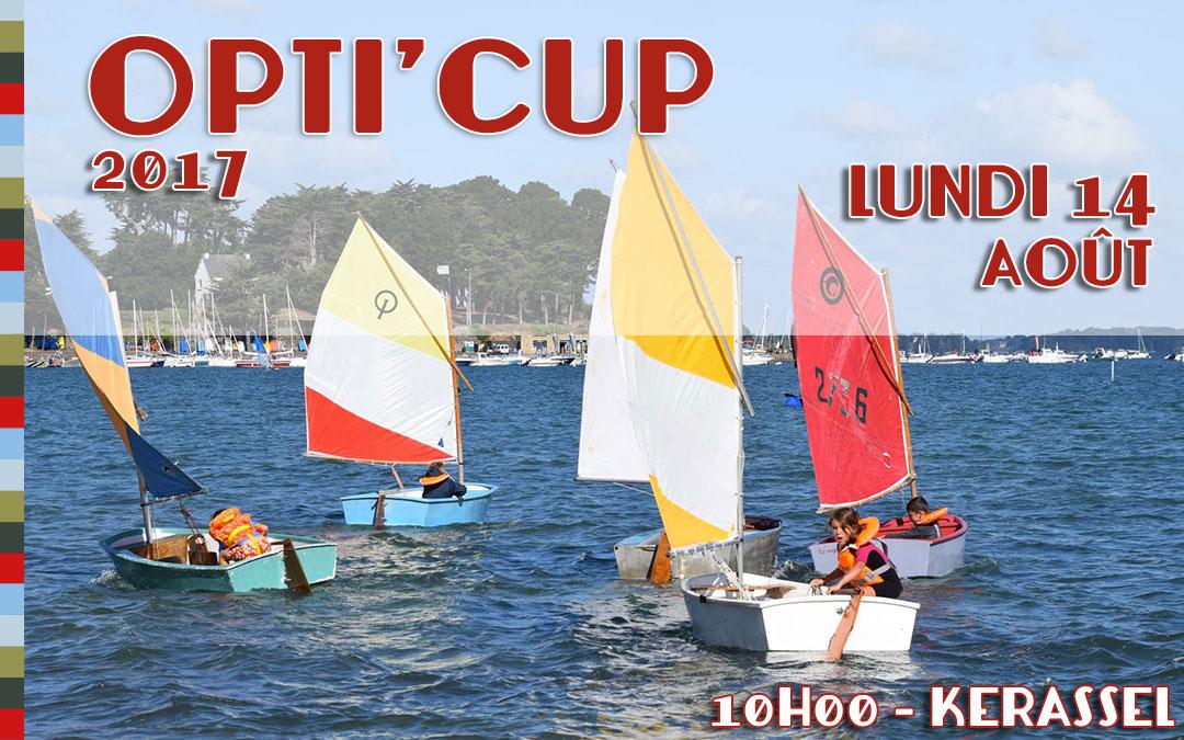 OPTI' CUP – lundi 14 août