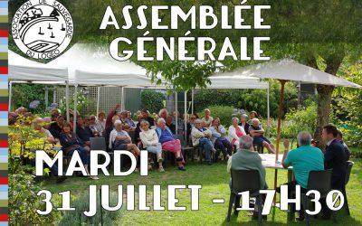 Assemblée Générale 2018 de l'Association du Logeo
