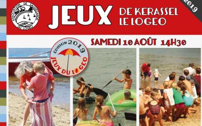 Jeux du Logeo – Kerassel  #août