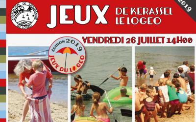 Jeux du Logeo Kerassel  #juillet